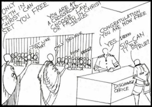 Sowercartoons LAW AND FAITH