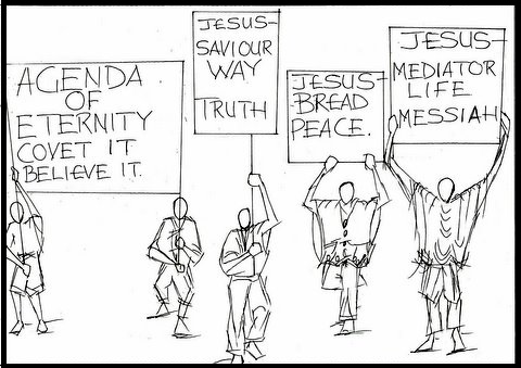 Sowercartoons AGENDA OF ETERNITY