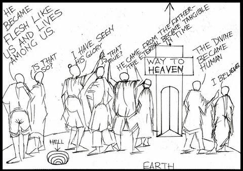 Sowercartoons JESUS – THE WORD OF GOD (2)