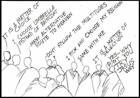 Sowercartoons THE PROBLEM OF CHOICE