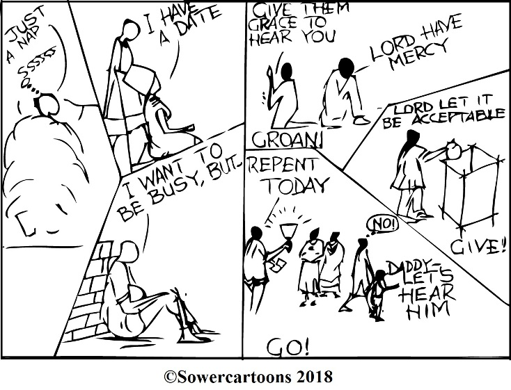 Sowercartoons COMMIT YOURSELF TO GOD'S PLAN