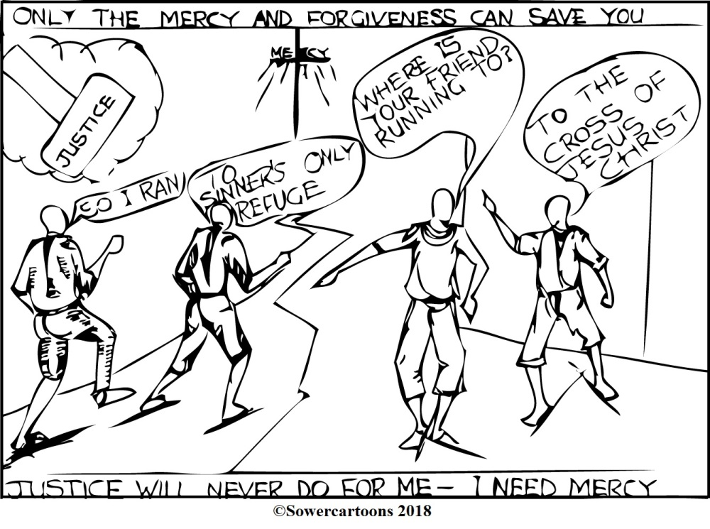 Sowercartoons YOU NEED MERCY