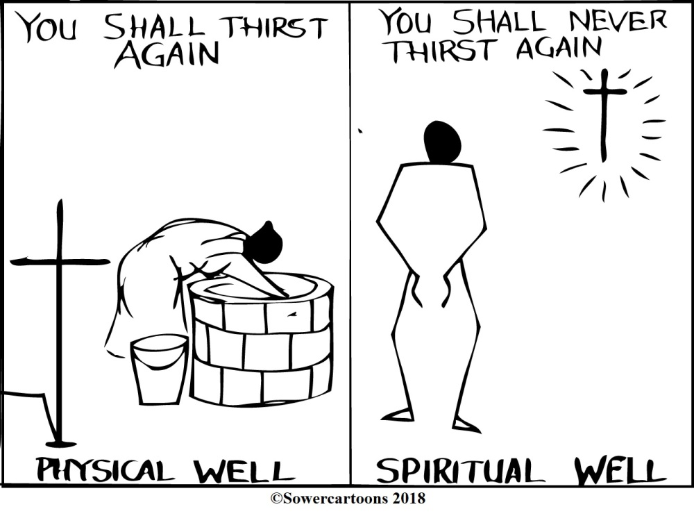 Sowercartoons EVER THIRSTY?