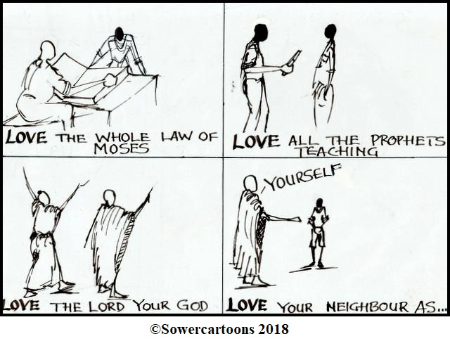 Sowercartoons THE GREATEST COMMANDMENT (1)